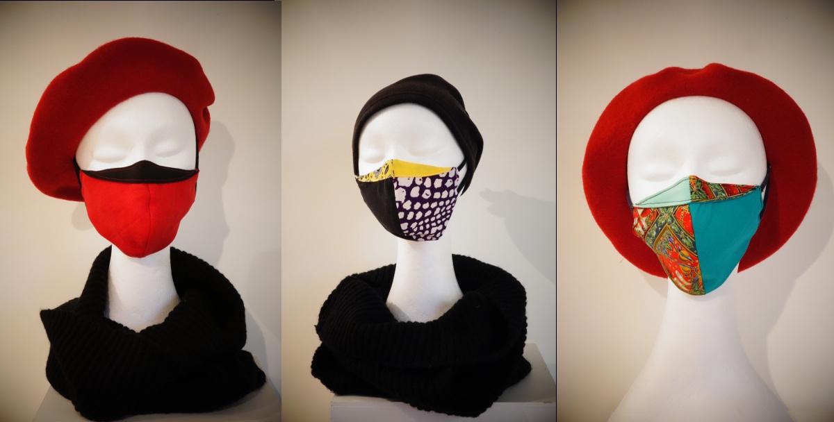 Masques modèles coque / 05