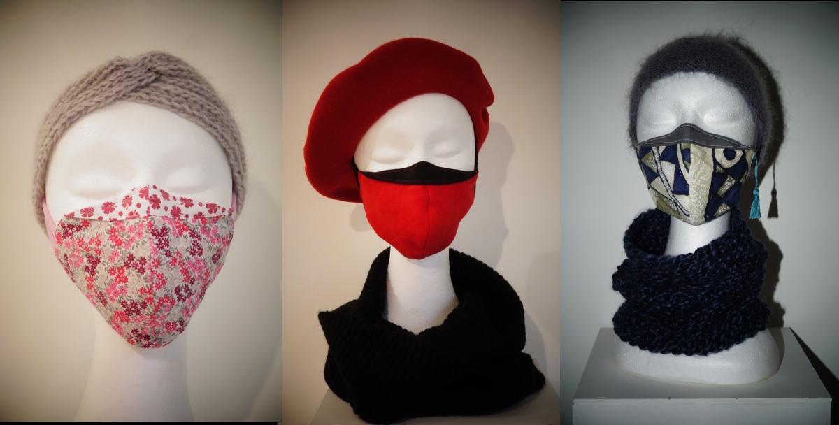 Masques modèles coque / 06